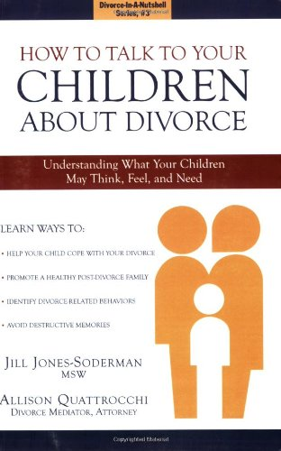 How to Talk to Your Children About: Jill Jones-Soderman, MSW,