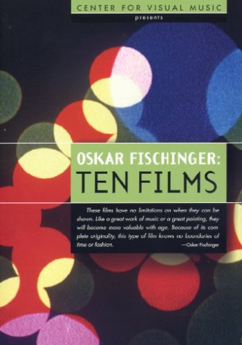 9780976432012: Oskar Fischinger - Ten Films [Edizione: Germania]