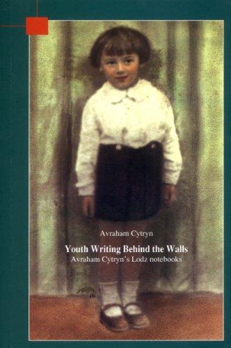 Youth Writing Behind the Walls: Avraham Cytryn's: Abraham Cytryn