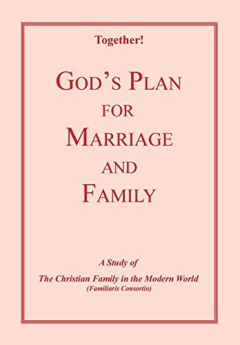 9780976457282: God's Plan for Marriage and Family - Study Guide