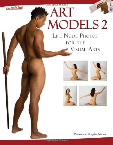 9780976457374: Art Models 2: Life Nude Photos for the Visual Arts (Art Models series) (No. 2)