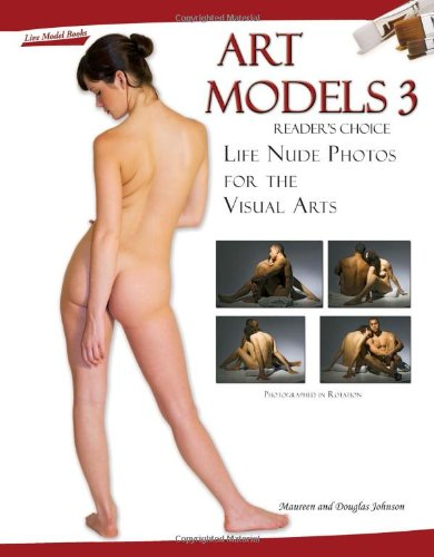 9780976457398: Art Models 3: Life Nude Photos for the Visual Arts: No. 3