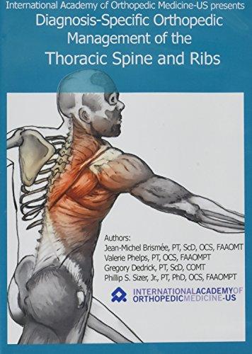 9780976475750: IAOM Thoracic Spine & Ribs DVD (446DVD)