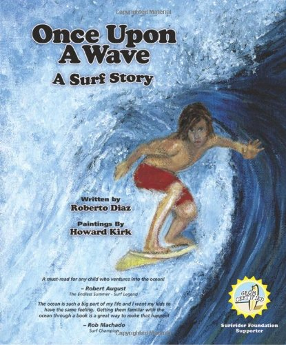 9780976478881: Once upon a Wave: A Surf Story