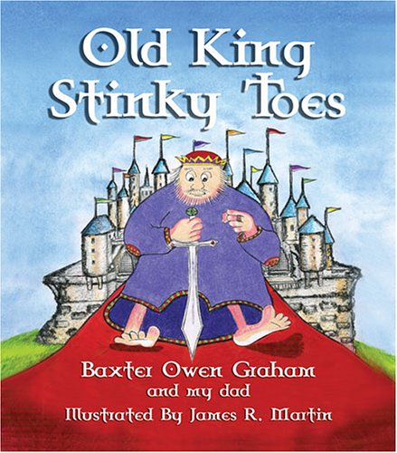 OLD KING STINKY TOES (Signed)