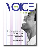 9780976481607: Geography of the Voice:Anatomy of an Adam's Apple (Think Voice Series)