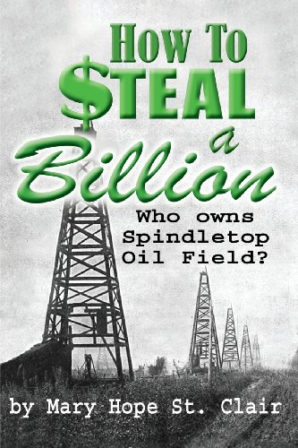 How to Steal a Billion: St. Clair, Mary Hope