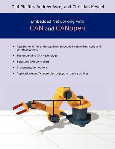 9780976511625: Embedded Networking with CAN and CANopen