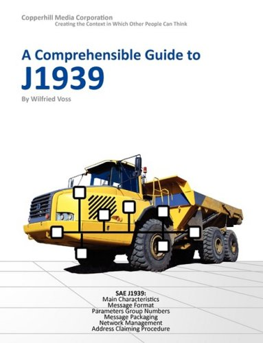 9780976511632: A Comprehensible Guide to J1939