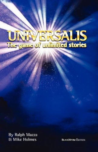 Universalis (0976512602) by Mazza, Ralph; Holmes, Mike