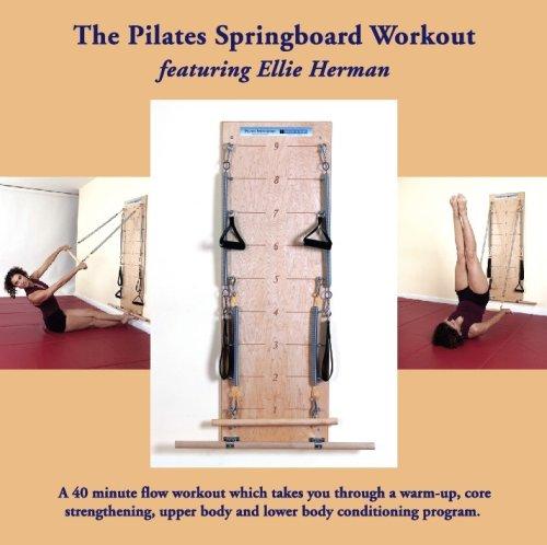 9780976518181: Ellie Herman's Pilates Springboard
