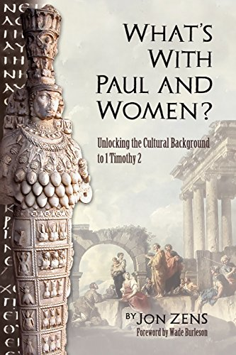 9780976522294: What's with Paul and Women?