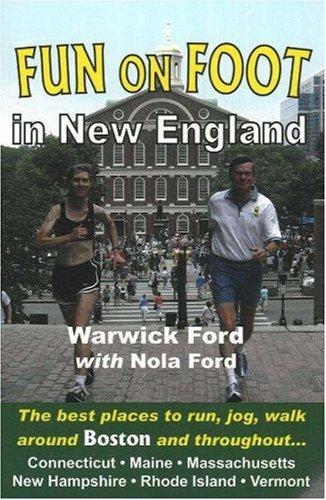 9780976524410: Fun on Foot in New England