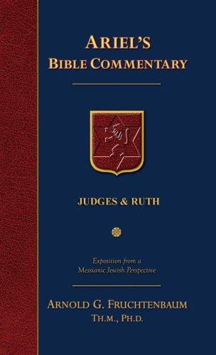 Judges & Ruth: Dr. Arnold G. Fruchtenbaum