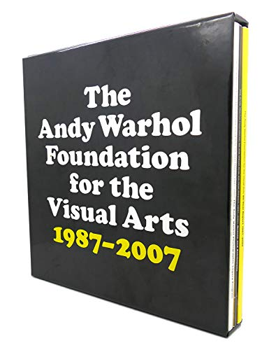 9780976526315: The Andy Warhol Foundation for the Visual Arts 1987-2007