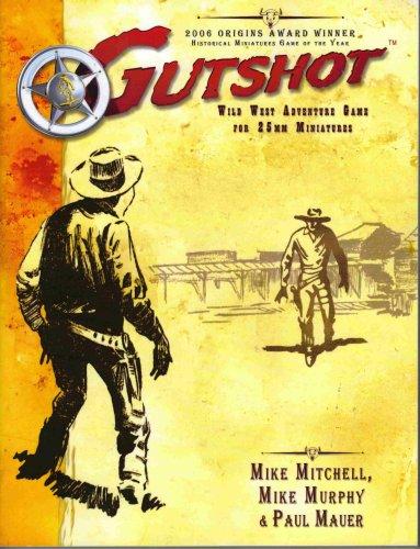 Gutshot Core Rule Book: Mike Mitchell