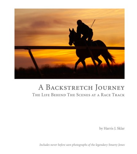 9780976536871: A Backstretch Journey (A Backstretch Journey: Life Behind The Scenes At a Race Track)