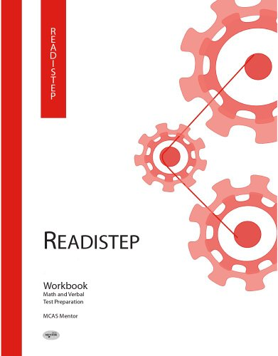 9780976539469: Readistep Test Math and Verbal