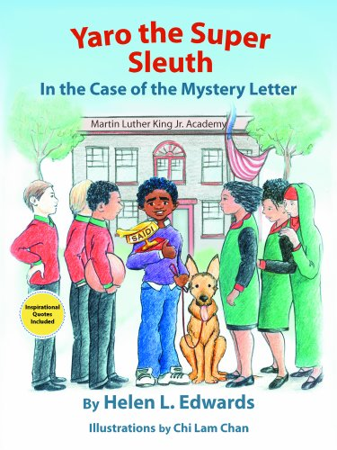 9780976541417: Yaro the Super Sleuth: In the Case of the Mystery Letter