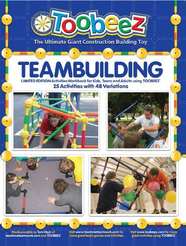9780976567004: Toobeez Teambuilding Activity Guide