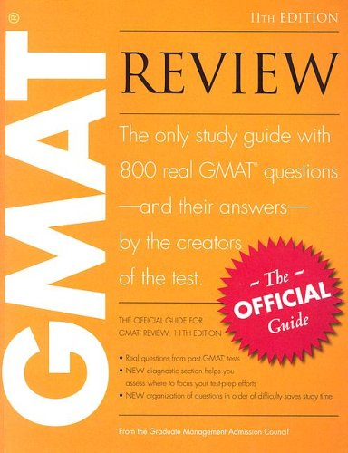9780976570905: The Official Guide for GMAT Review