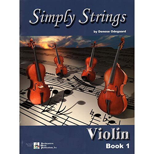 Simply Strings Violin Book 1 (with play