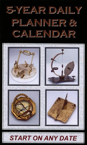 9780976584933: 5-Year Daily Planner & Engagememt Calendar (for all years)