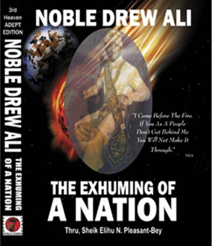 9780976594406: Noble Drew Ali: The Exhuming of a Nation