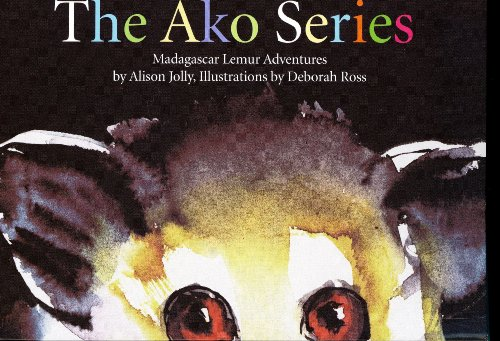 The Ako Series, Madagascar Lemur Adventures: Jolly, Dr. Alison