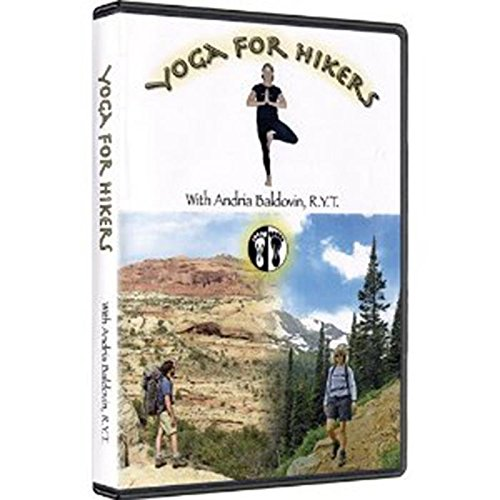 9780976605843: Yoga for Hikers DVD