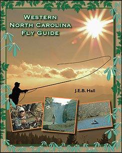 9780976605898: Western North Carolina Fly Guide