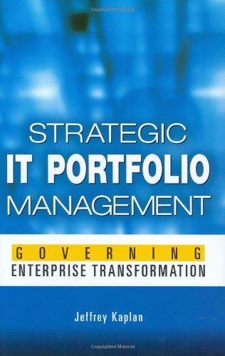 9780976609308: Strategic IT Portfolio Management