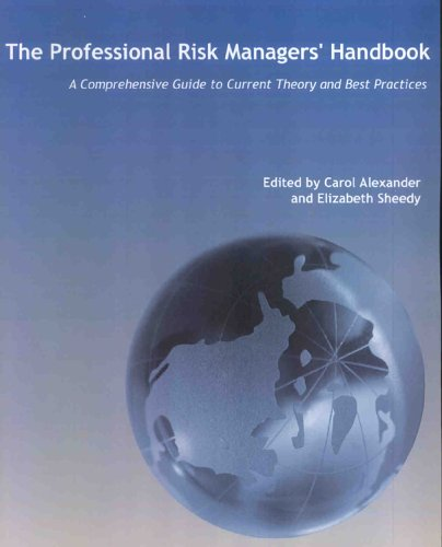 9780976609704: The Professional risk Managers' Handbook:A Comprehensive Guide to Current Theory and Best Practices (3 Volume Set)