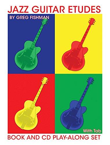 9780976615378: Jazz Guitar Etudes [With Tab]