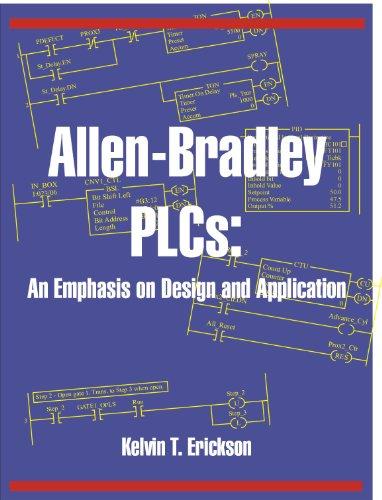 Allen-Bradley PLCs: An Emphasis on Design and: Kelvin T. Erickson