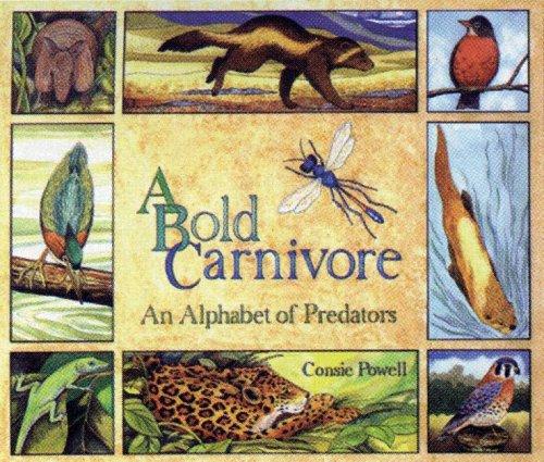 9780976626497: A Bold Carnivore: An Alphabet of Predators