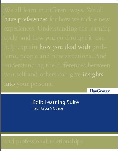 9780976649526: Facilitator's Guide to Learning