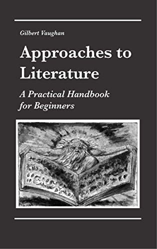 9780976651321: Approaches to Literature: A Practical handbook for Beginners