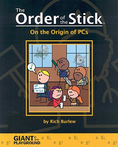 9780976658016: The Order of the Stick, Vol. 0: On the Origin of PCs