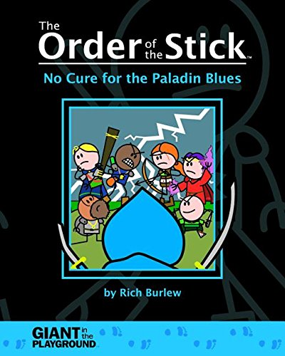 9780976658030: Order of the Stick: No Cure For The Paladin Blues