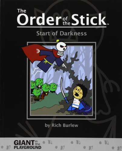 9780976658047: The Order of the Stick, Volume -1: Start of Darkness