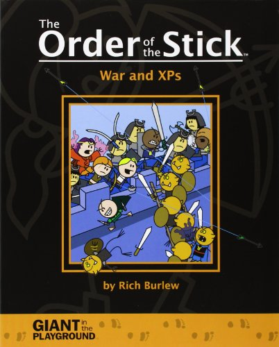 9780976658054: Order of the Stick 3 War & Xps Ots3