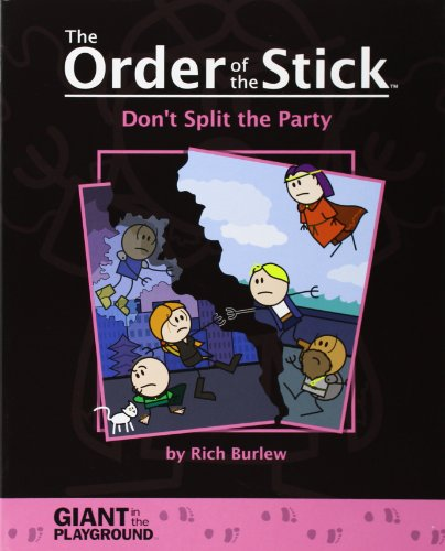 9780976658061: The Order of the Stick, Vol. 4: Don't Split the Party