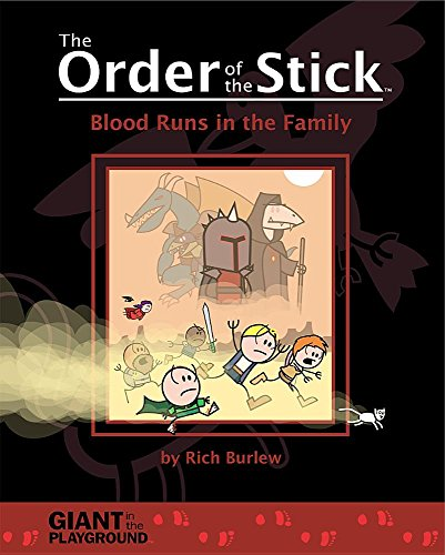 Order of the Stick 5 - Blood: Giant, In The