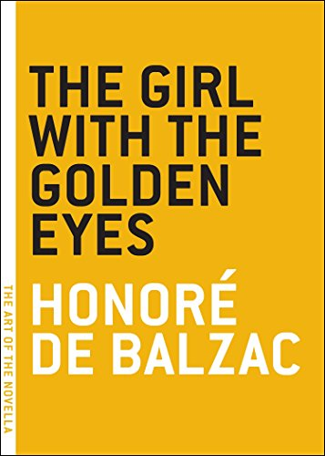 9780976658313: The Girl with the Golden Eyes (The Art of the Novella)