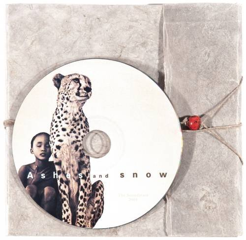 9780976671572: Ashes and Snow Soundtrack (CD) (Ashes and Snow Media)