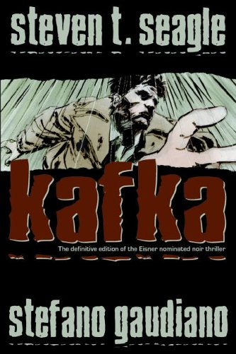 Kafka (9780976676157) by Steven T. Seagle