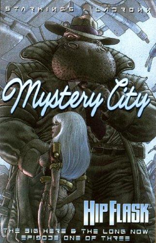 9780976676195: Hip Flask: Mystery City