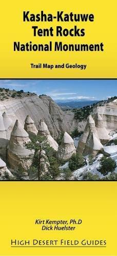 9780976683933: Kasha-Katuwe Tent Rocks National Monument