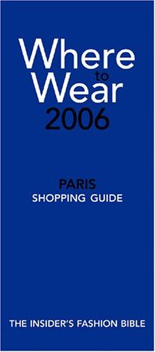 Where to Wear Paris: Jill Fairchild